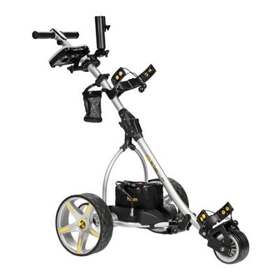 Bat Caddy X3r Remote Control Golf Cart Electric Caddy