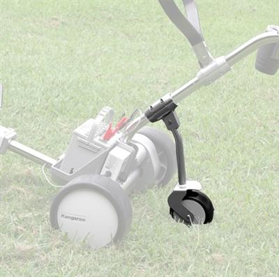 Electric Golf Caddy >> Caddy Slope Wheel | Kangaroo Caddy Accessories