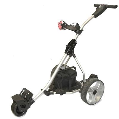 Remote Control Golf Cart Spitzer R5 Trolley Electric Caddy